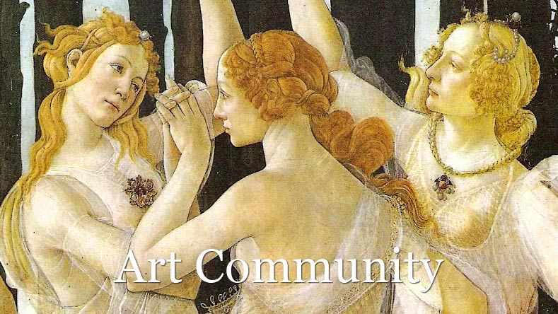 Old Masters Academy Art Community