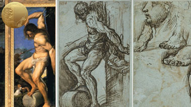 Did Titian Prepare Preliminary Drawing and Sketches for his Compositions?