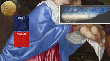 How Titian Depicted Blue Draperies. Ultramarine in Venetian Painting
