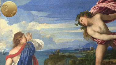 How Titian Depicted Sky. What Colors he Used