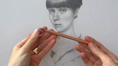 Portrait Drawing in Flemish Style - How to Draw Hands