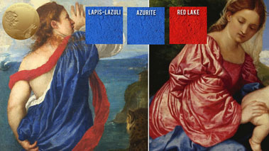 Titian's Limited Palette - What Colors he Used