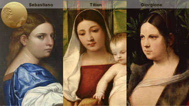 Titian's Teachers and Leading Venetian Artists
