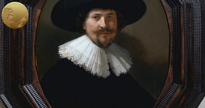 Backgrounds in Rembrandt's Portraits