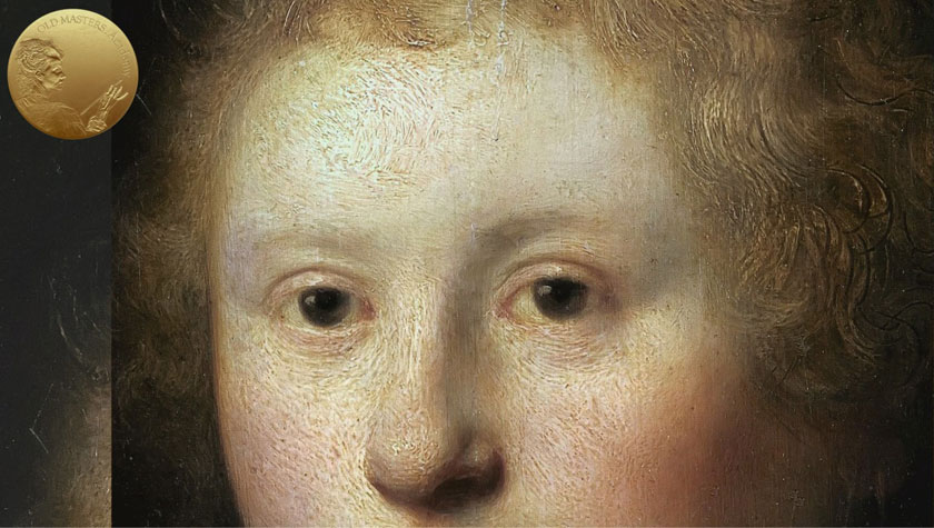 How Rembrandt Used Lead White and Chalk in his Paintings