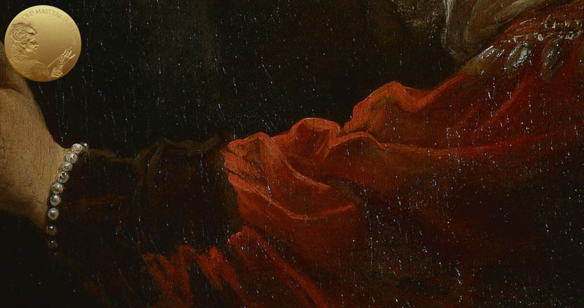 How Rembrandt Used Vermillion in his Paintings