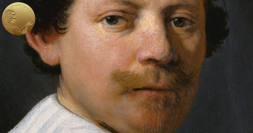 How Rembrandt depicted Flesh - Skin Painting