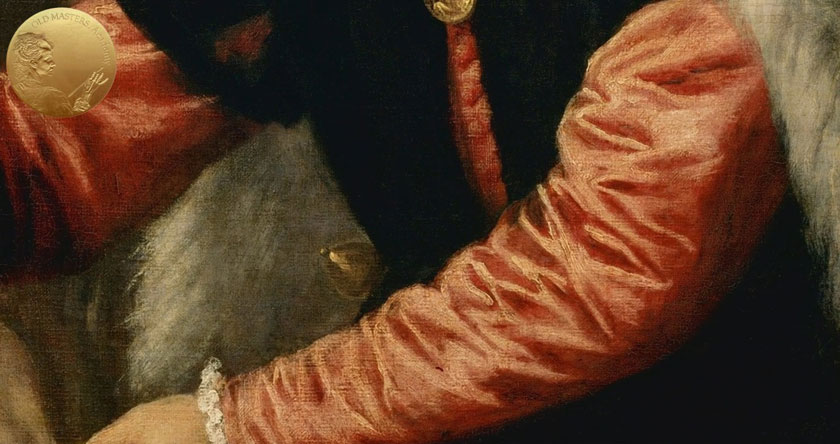 How Titian Depicted Red Draperies