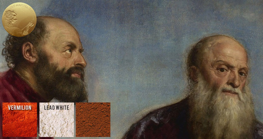 How Titian Painted Flesh - Colors for Skin Depiction
