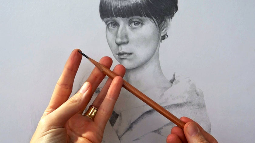 Portrait Drawing in Flemish Style - How to Compose a Portrait in Flemish Style