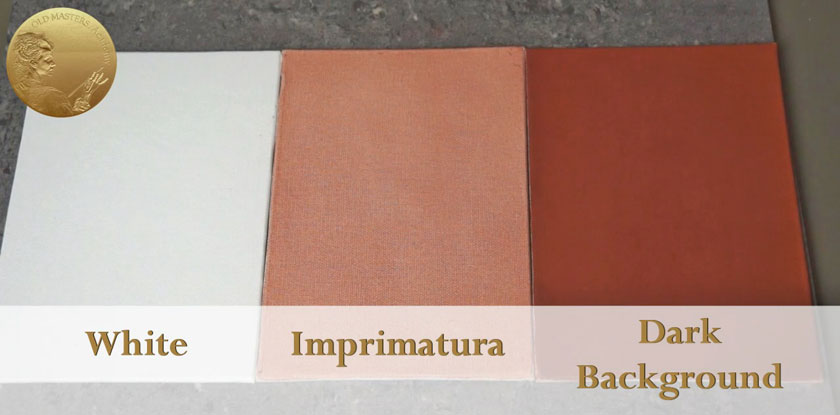How to Make an Imprimatura