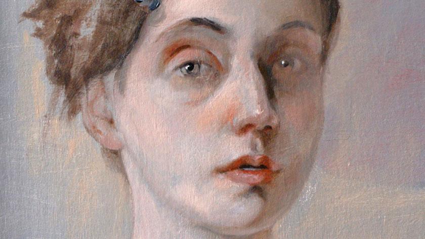 How to Paint a Portrait - How to Paint a Self-Portrait