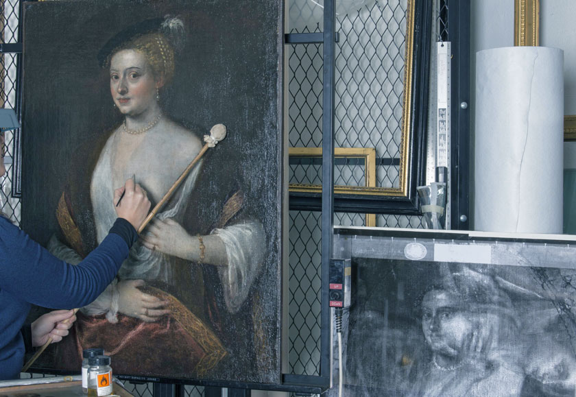 How to Paint like the Old Masters Using Modern Materials