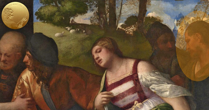 Pentimenti in Titian's Paintings