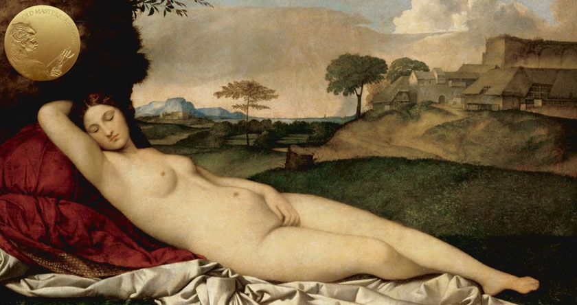 Pictorial Effects in Titian's Paintings