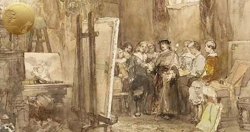 Rembrandt's Landscapes