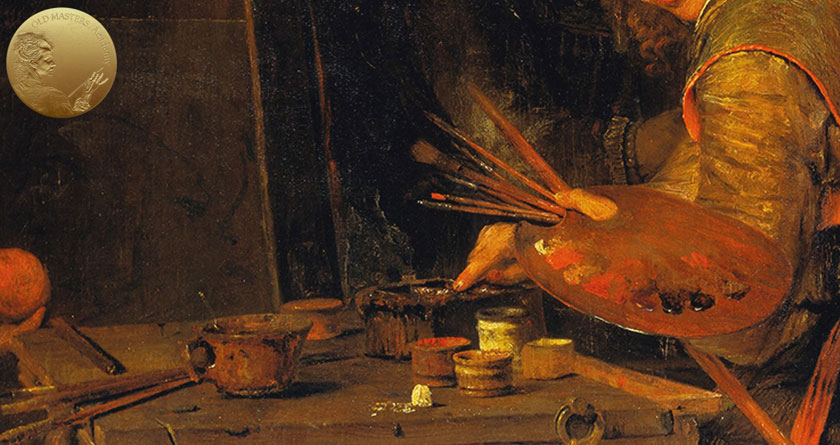 Rembrandt's Palette - What Colors he Used