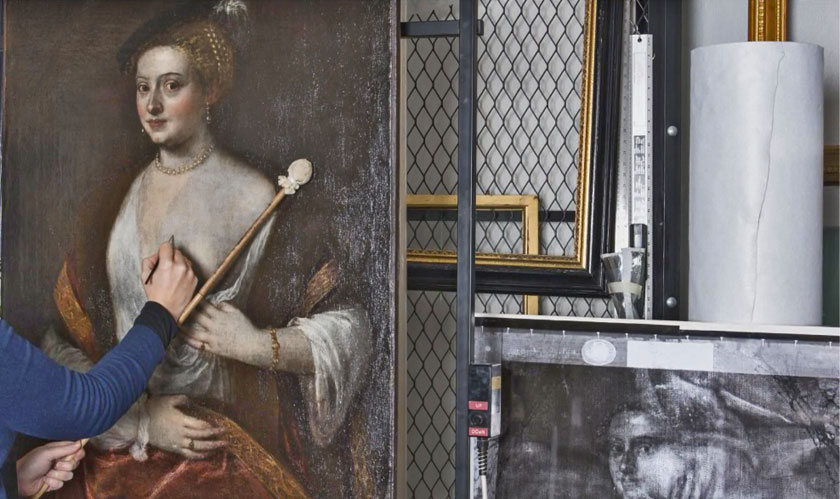 Titian and Venetian School of Painting