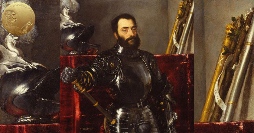 Titian as a Portrait Painter