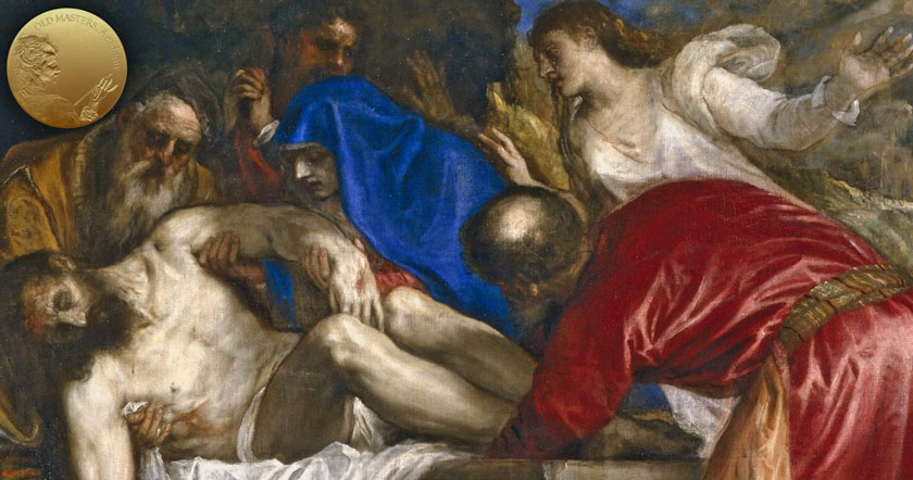 Titian's Style of Oil Painting