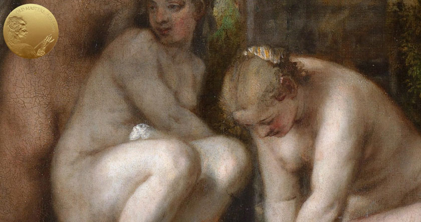 Unfinished Paintings by Titian. How Titian Started his Paintings