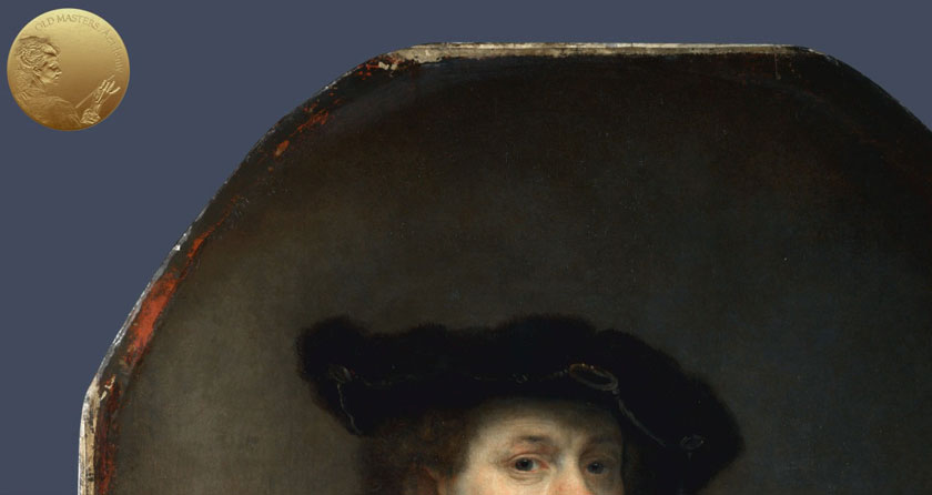 What Canvases and Supports Rembrandt Used for his Paintings