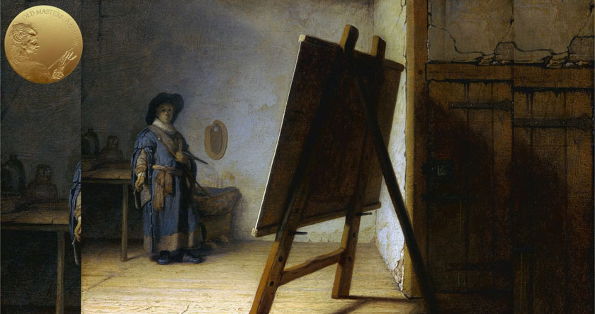 Who were Rembrandt's Teachers and Students