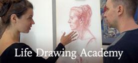 Life Drawing Academy