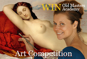 Old Masters Academy Art Competition