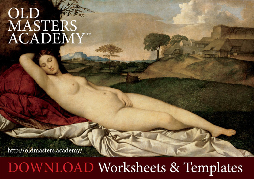 Old Masters Academy Worksheets and Templates