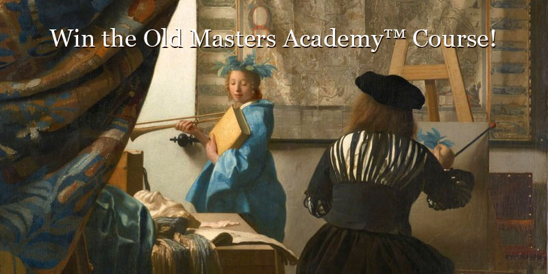 Win the Old Masters Academy™ Course!