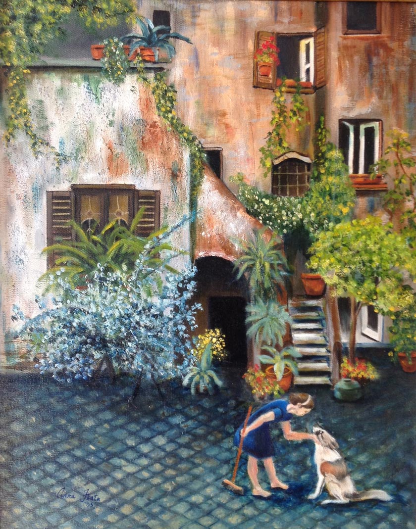 Painting-by-Anna-Festa-artist