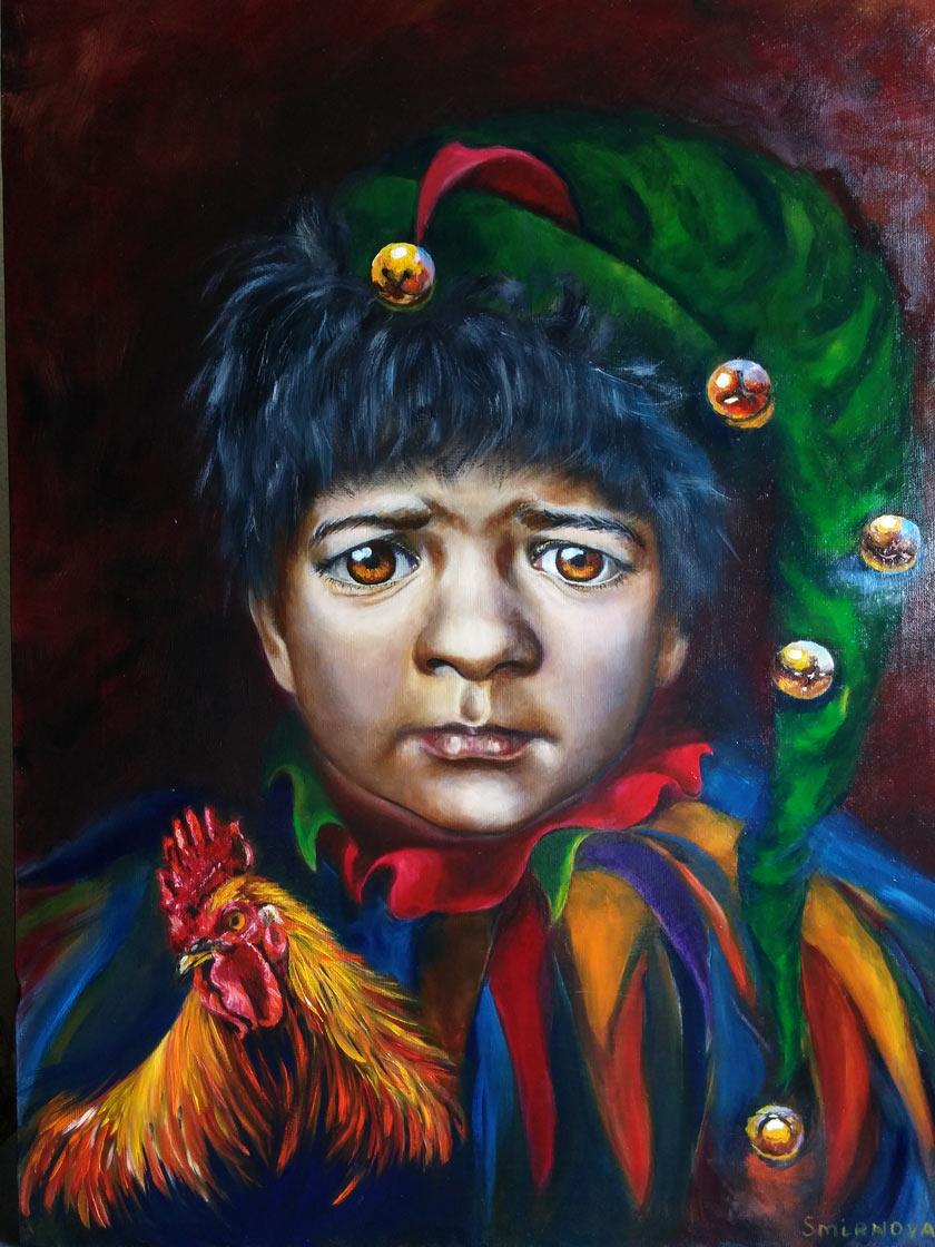 Paintings-by-Katerina-Smirnova-artist