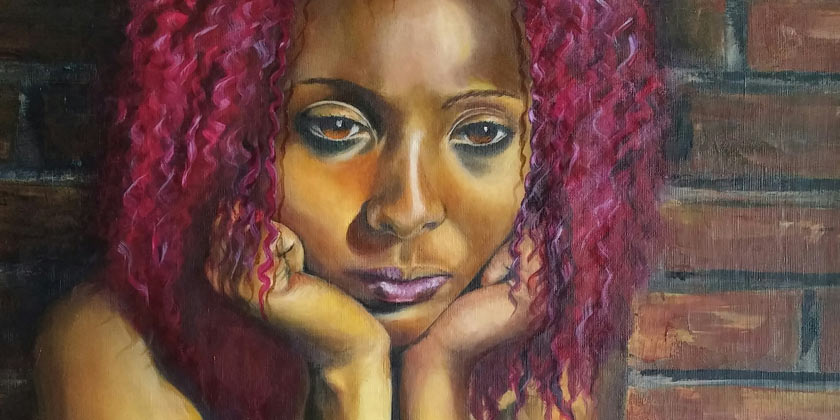 Paintings by Katerina Smirnova