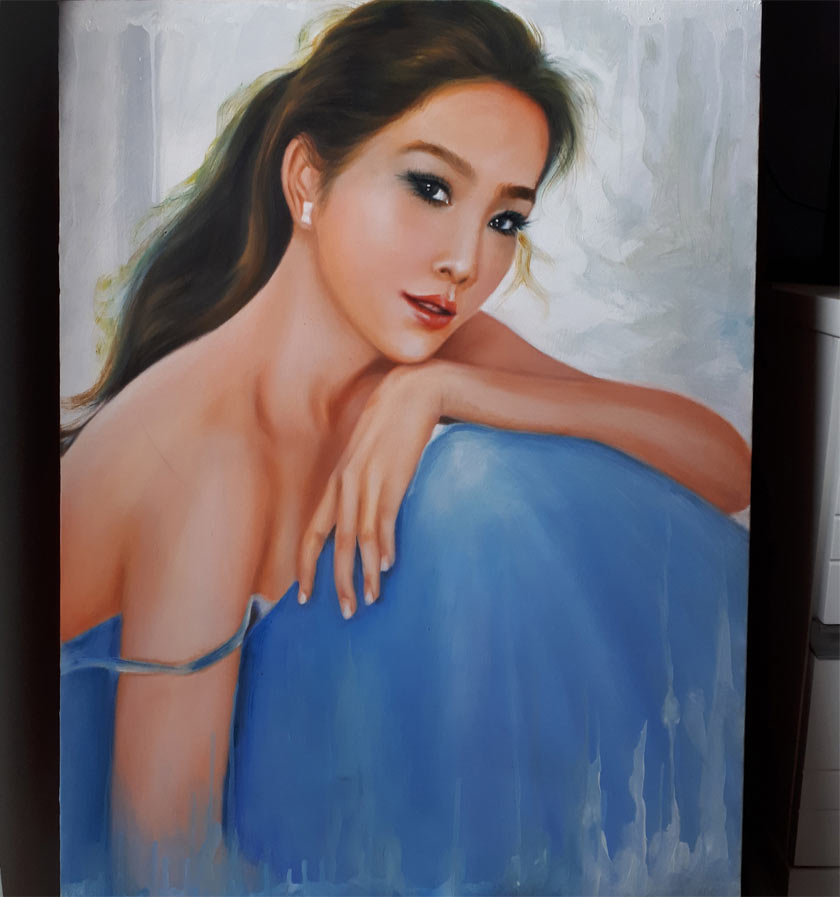 I-found-oil-painting-tutorials-Oil-Paintings-by-Phung-Le-artist