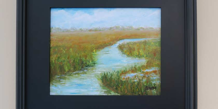 Translating my passion for nature into my passion for painting