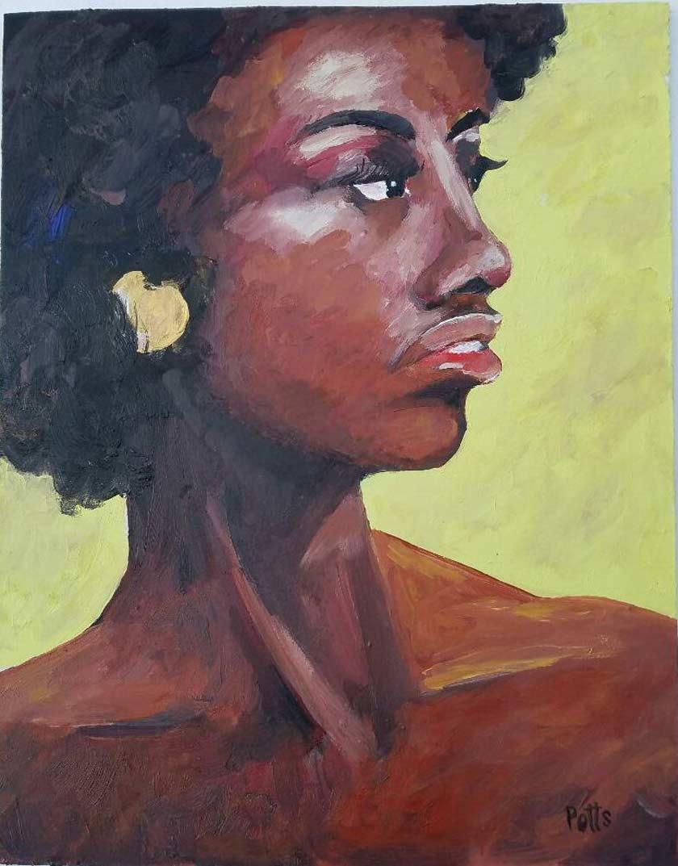 Lifelong artist, first time oil painter