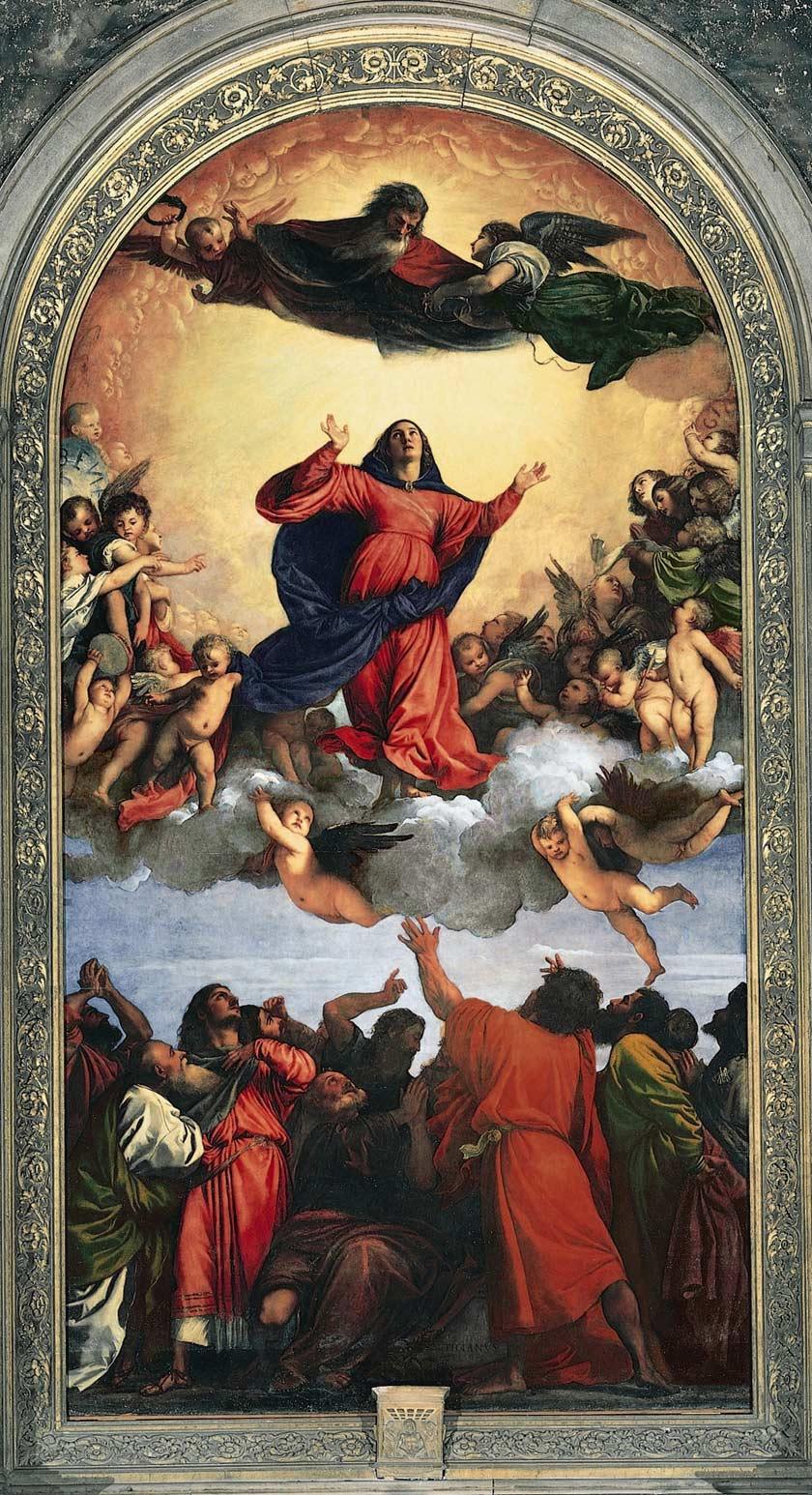 Titian-assumption