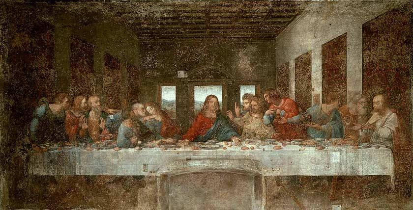 how to paint like Leonardo Da Vinci failure and rejection