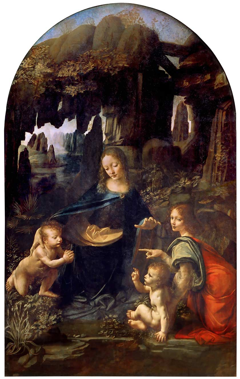 how to paint like Leonardo Da Vinci old masters failure and rejection
