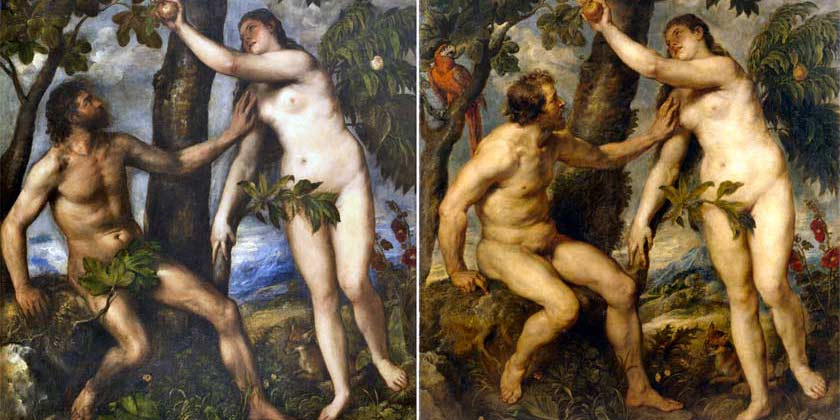 Rubens's copies of old masters