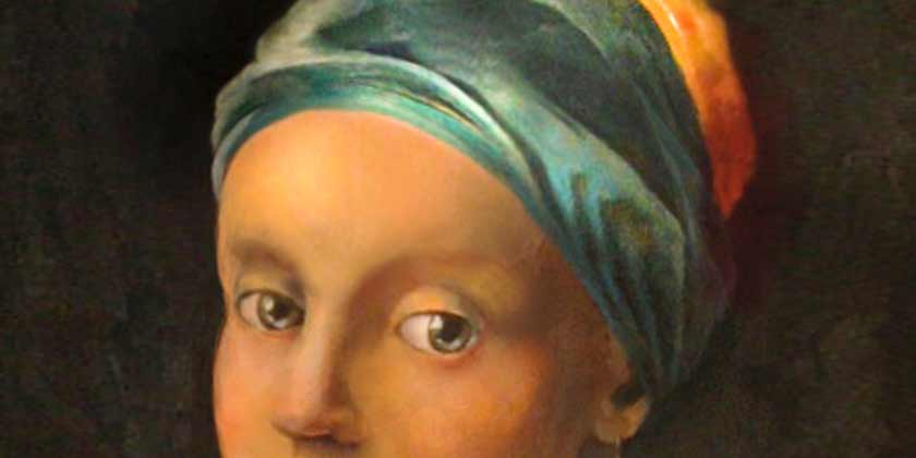 Old Masters Academy review-how-to-paint-Vermeer self-portrait