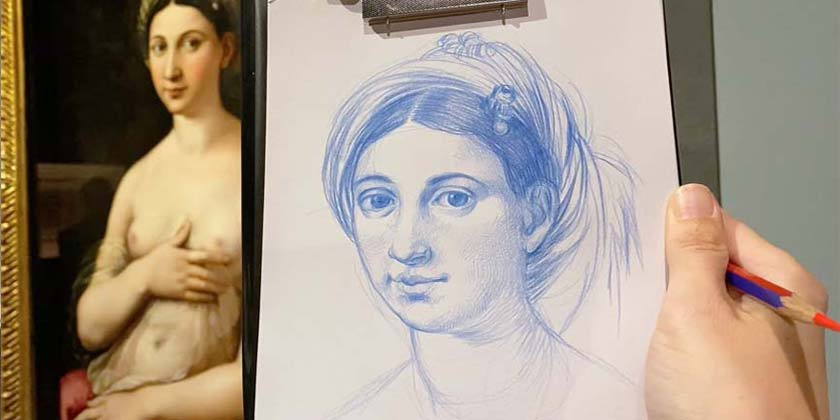 How to Draw like the Old Masters