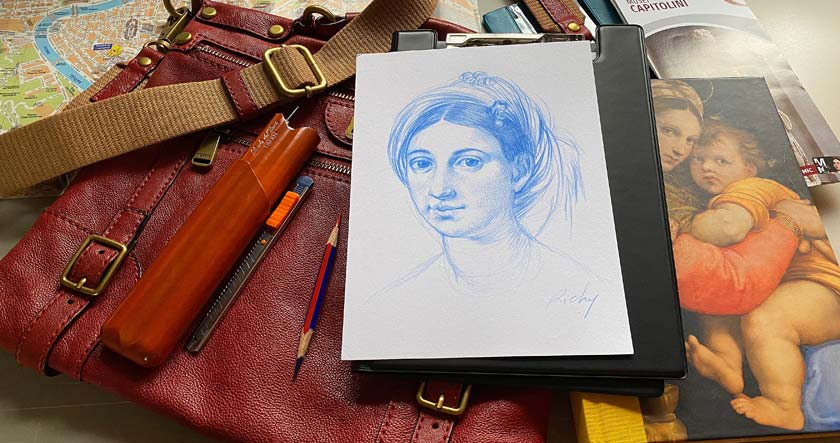 how to draw like the old masters Natalie-Richy