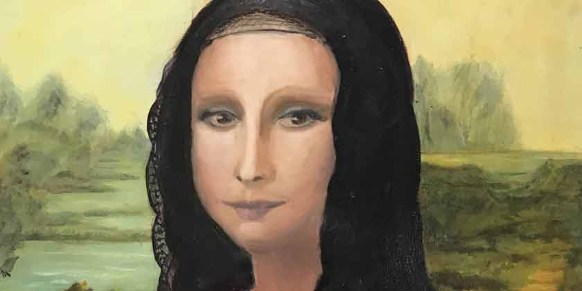 copy Mona Lisa need Old Masters Academy how-to-paint-self-thaught-artist