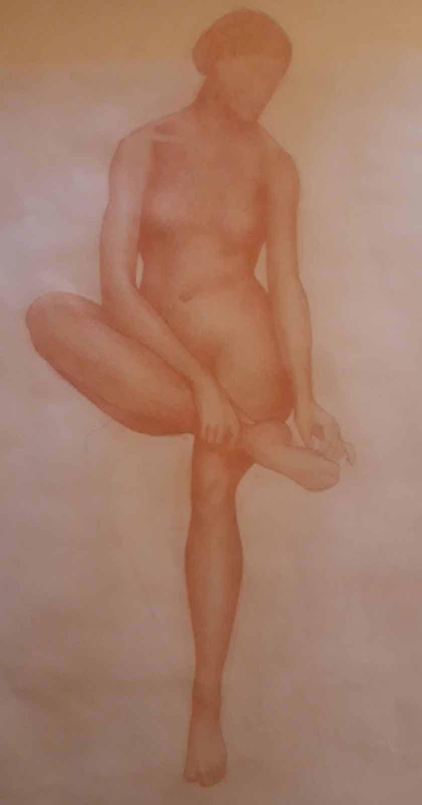 become a painter like Leonardo da Vinci