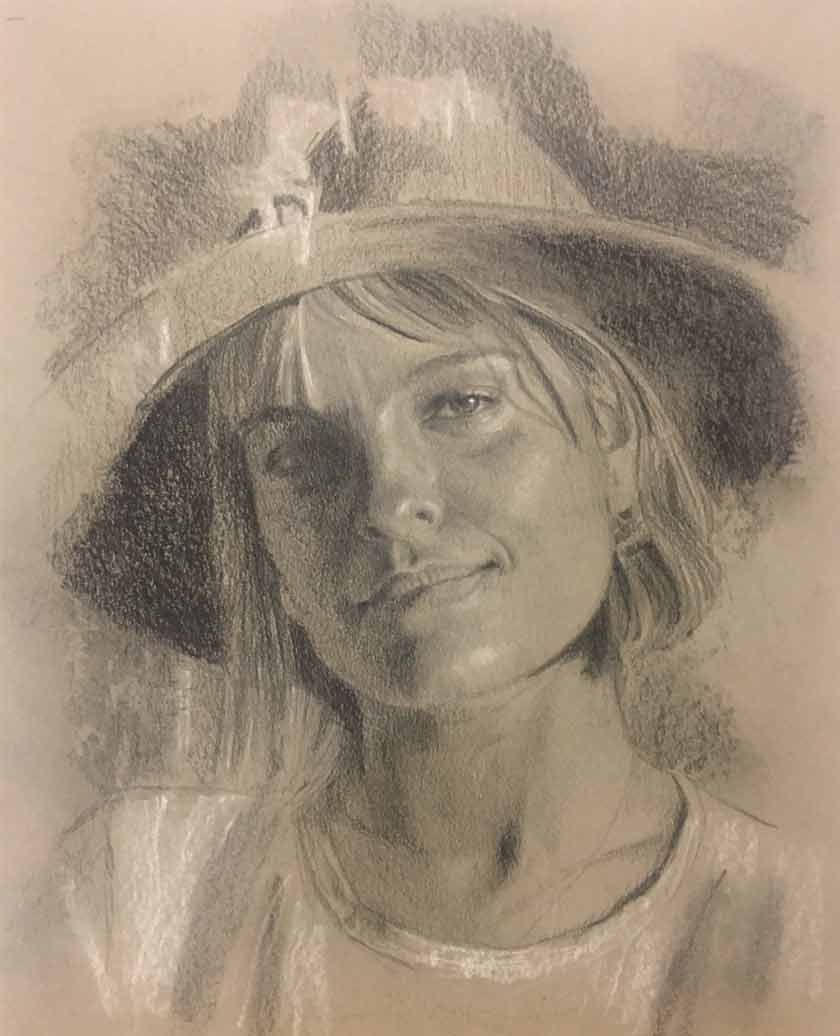want draw and paint like the old masters